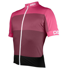 POC Fondo Light Jersey Men Sulfate Multi Pink